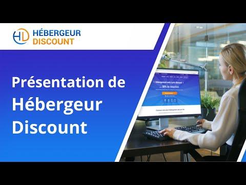 Présentation de Hébergeur Discount
