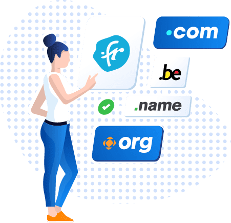 tarifs nom de domaine
