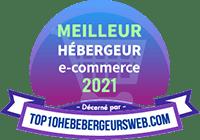 Meilleur hébergeur e-commerce 2021